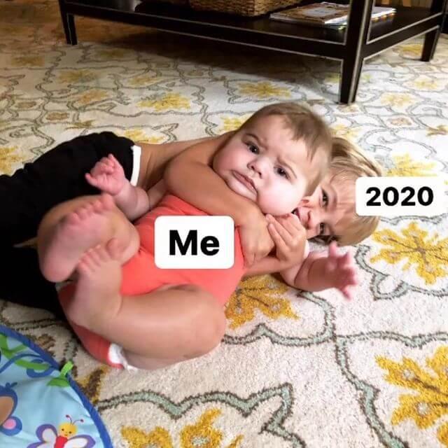 2020 fights back!